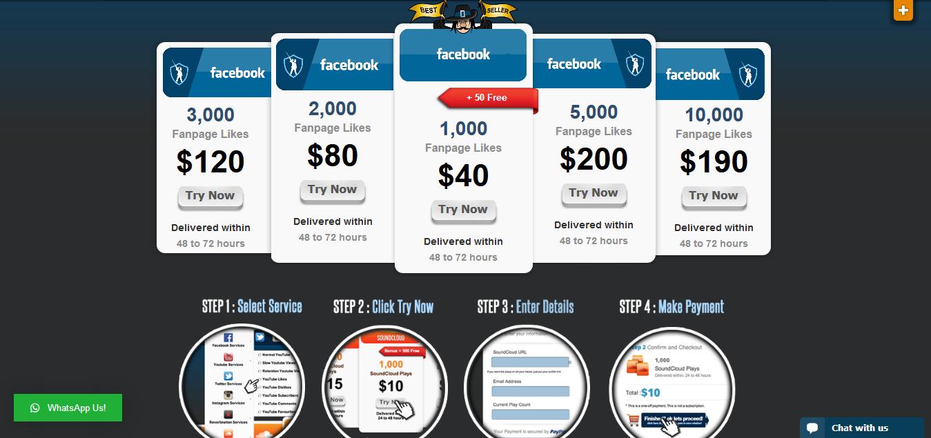 The Social Marketeers Reviews for Pinterest Followers