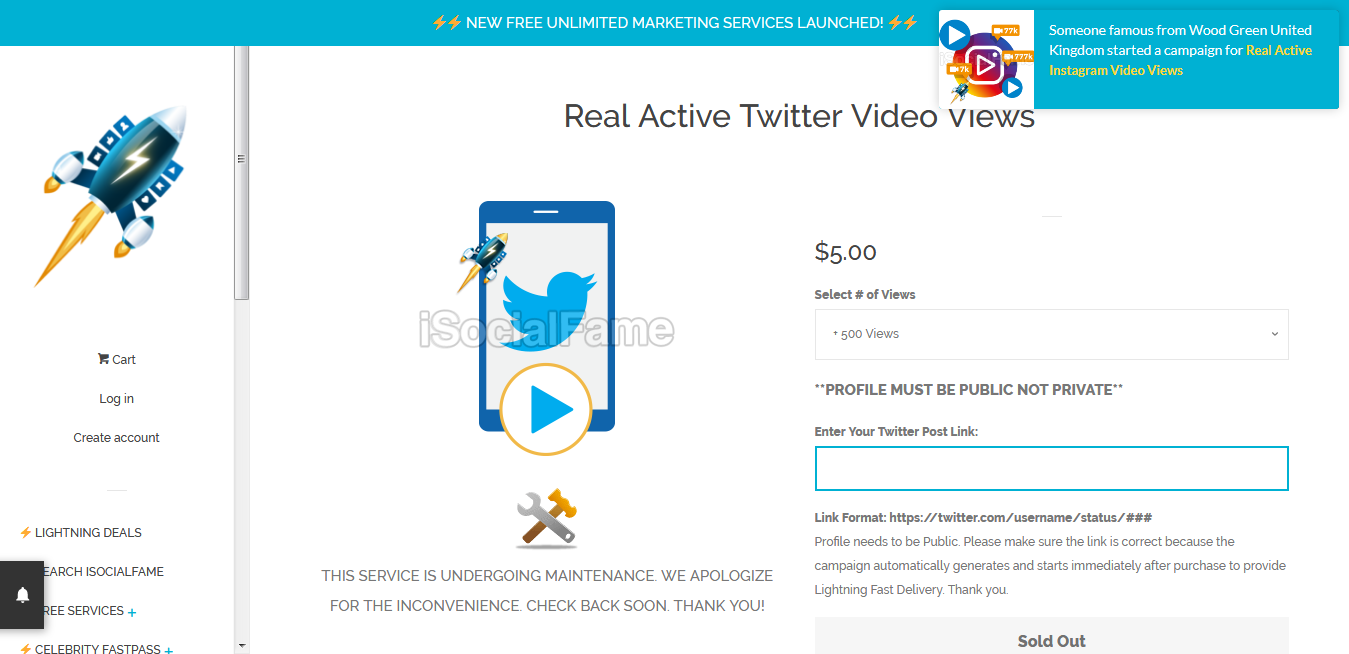 iSocialFame Reviews for Twitter Views Service - #1 Social